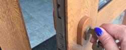 Leyton locks change