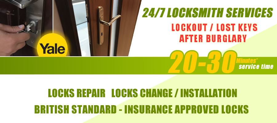 Temple Mills locksmith services
